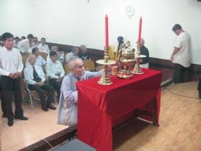 Bài phát biểu của GS Tương Lai trong lễ tưởng niệm 27-7
