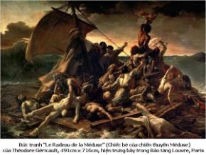 Chiếc bè của chiến thuyền Méduse