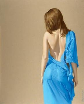 Tranh nude của Stefan Hadzi Nikolov