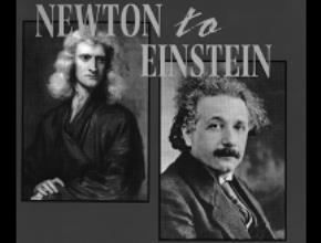 Newton và Einstein, Hai người khổng lồ cô đơn