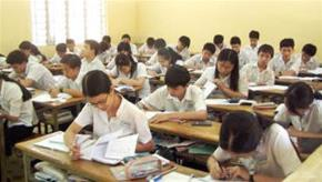 Một cơ hội để đánh giá thực trạng giáo dục THPT