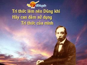 Chi Bằng Học - tư tưởng Phan Châu Trinh