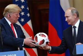 Bài 1: Donald Trump, Tập Cận Bình và Putin đang tháo ra để lắp lại nền chính trị thế giới