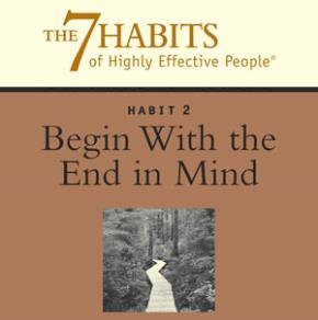 5 phút giới thiệu thói quen thứ 2 để thành đạt của Stephen R. Covey