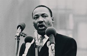 Mục sư Martin Luther King