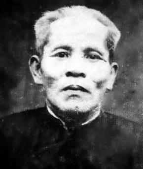 Chí sĩ Huỳnh Thúc Kháng. Ảnh: Tư liệu.