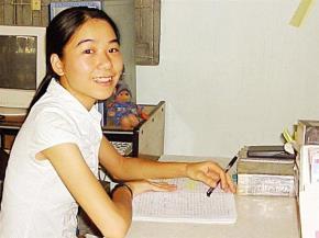 Nguyễn Thị Thu Trang - tác giả bài văn điểm 10