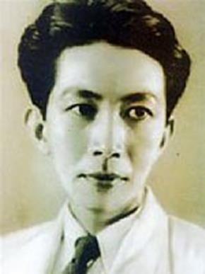Nhà văn Vũ Ngọc Phan, ảnh chụp năm 1942