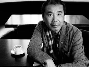 Chân dung nhà văn Haruki Murakami