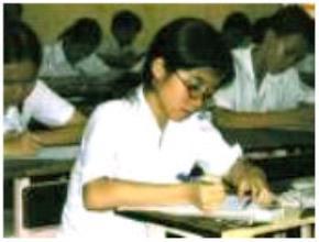Thi cử trong trường phổ thông hay thi tuyển vào ĐH là một đề tài luôn gây nhiều tranh cãi.