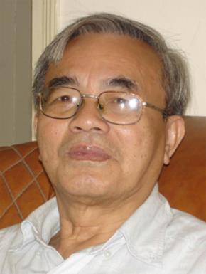 Giáo sư Phan Đình Diệu
