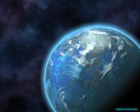 Trái đất đang quay