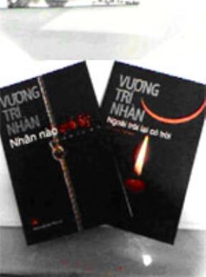 Một số cuốn sách của nhà phê bình Vương Trí Nhàn