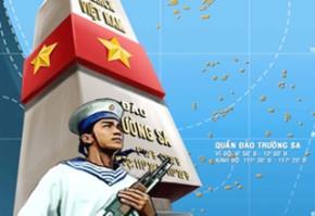 Vấn đề trên biển Đông
