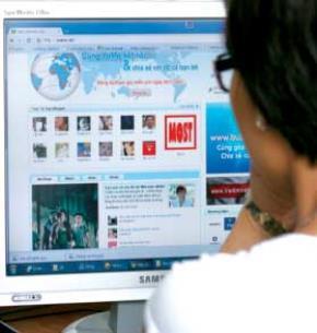 Mạng xã hội Việt Nam: Cờ đã đến tay