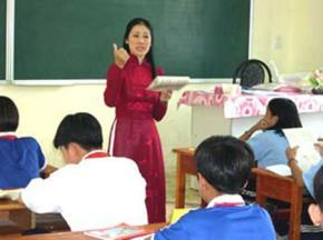 Bài giảng cuối năm học của cô giáo lớp 5