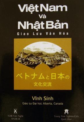 """Nhân đọc """"Việt Nam và Nhật Bản: Giao lưu văn hoá"""" của Vĩnh Sính"""