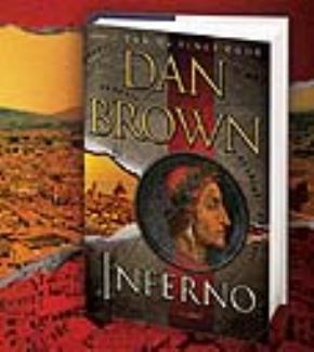 """Inferno phát hành ngày 14/5/2013 tại Mỹ và trở thành tâm điểm chú ý của độc giả toàn thế giới. """"Hỏa ngục"""" nằm vị trí cao nhất trong sơ đồ biểu thị số lượng sách bán chạy của Anh và là cuốn sách ăn khách nhất năm 2013 của Amazon."""