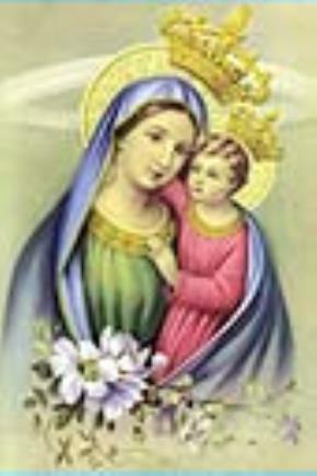 Minh họa: Hình Đức mẹ Maria