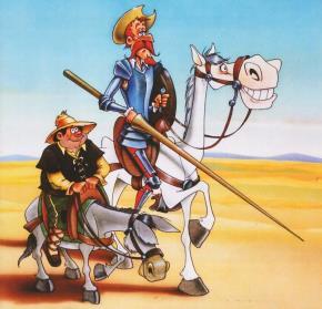 Cervantes chàng hiệp sĩ Phục hưng