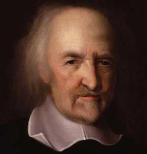 Thomas Hobbes.