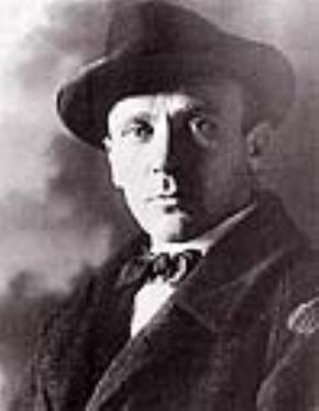 Mikhail Afanasievitr Bulgacov (М. А. Булгаков)