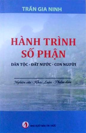 Bìa sách Hành trình Số phận, Trần Gia Ninh