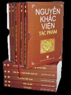 Giới thiệu tác phẩm Nguyễn Khắc Viện