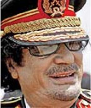 Gaddafi: mộng và thực