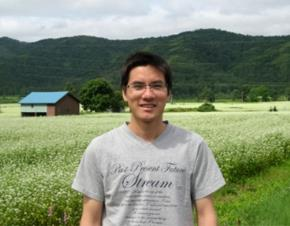 Nguyễn Quốc Vương là người dịch Cải cách giáo dục Nhật Bản (Ozaki Mugen). Ảnh do nhân vật cung cấp.