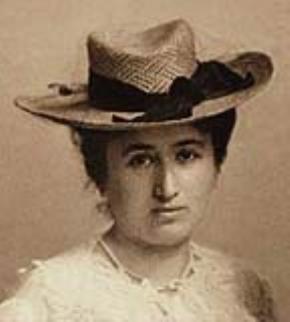 Nữ cách mạng Đức Rosa Luxemburg