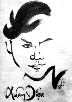 Nhà thơ Xuân Diệu (2/2/1916 – 18/12/1985)