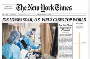 Tại sao nước Mỹ khủng hoảng với đại dịch Covid-19