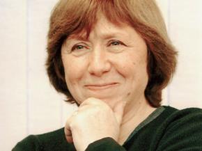Svetlana Alexievich nữ văn sĩ người Belarus đoạt giải Nobel Văn học 2015