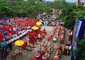 Lễ hội Suối Mỡ (huyện Lục Nam, Bắc Giang)
