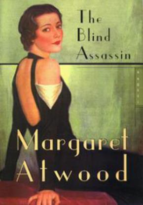 Bìa cuốn sách: Tay sát thủ mù (bản tiếng Anh)