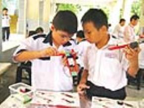 Giáo dục phải dạy trẻ em tư duy