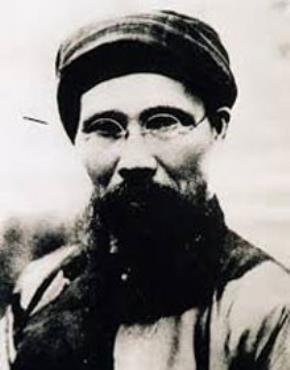 Phan Bội Châu, người khởi xướng phong trào Đông du, sang Nhật học những năm đầu thế kỷ 20