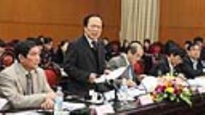 """Bộ trưởng Bộ VH-TT&DL Hoàng Tuấn Anh hiện đang rất """"đau đầu"""" trước một loạt câu hỏi chất vấn về vấn đề cốt yếu nhất của việc đăng cai Asiad 18 là """"Tiền""""!"""