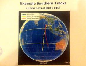 Những phân tích mới nhất từ dữ liệu vệ tinh