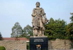 Tượng đài Quang Trung Nguyễn Huệ tại Hà Nội