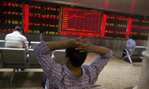 Thị trường chứng khoán đổ sập sẽ cuốn kinh tế Trung Quốc xuống bùn