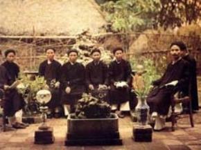 Sĩ phu, trí thức Việt Nam xưa.