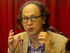 Nhà báo Kavi Chongkittavorn Ảnh Hoàng Ngọc