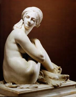 Những tác phẩm điêu khắc Phụ nữ tuyệt vời