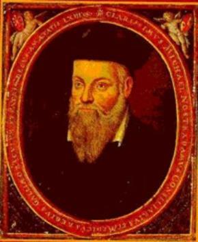 Chân dung thầy thuốc kiêm nhà tiên tri Nostradamus