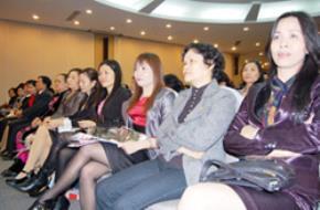 Hiện nay, các nữ doanh nhân đang ngày càng phát triển lớn mạnh
