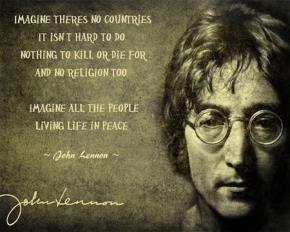 """""""Imagine"""" của John Lennon: Giấc mơ có thật hay ảo vọng xa vời?"""