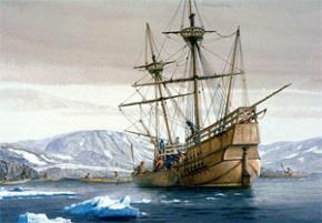 Mô hình con tàu thương hiệu