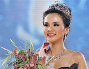 Lưu Thị Diễm Hương đăng quang Hoa hậu thế giới người Việt 2010